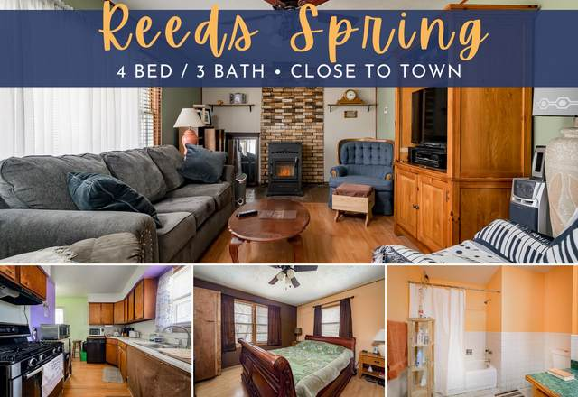 185 Joe Dwyer Boulevard, Reeds Spring, MO 65737 (MLS #60183917) :: Team Real Estate - Springfield