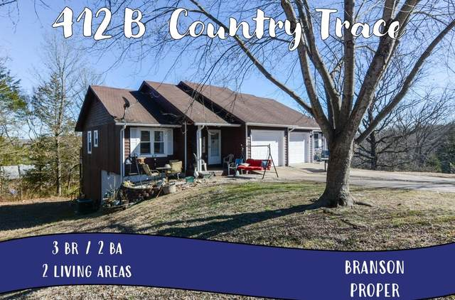 412b Country Trace, Branson, MO 65616 (MLS #60183949) :: Clay & Clay Real Estate Team