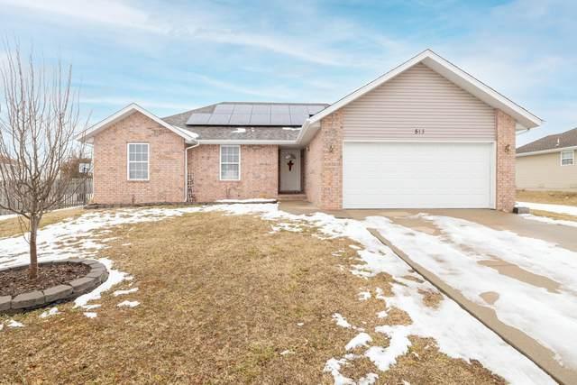 513 Truman Road, Willard, MO 65781 (MLS #60183955) :: Sue Carter Real Estate Group