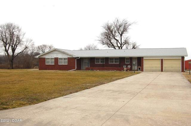 691 W Dogwood Road, Carthage, MO 64836 (MLS #60184048) :: The Real Estate Riders