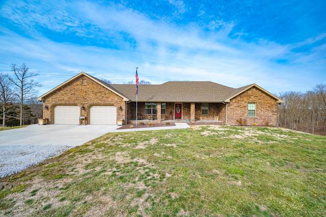 8536 State Highway 125, Chadwick, MO 65629 (MLS #60184065) :: The Real Estate Riders