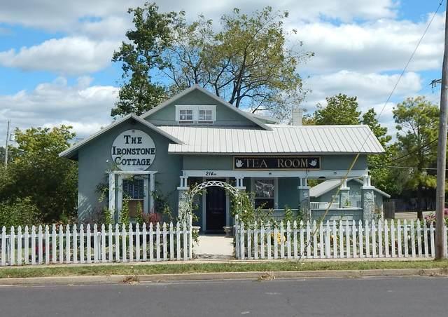 214 & 216 N Greene Avenue, Mountain Grove, MO 65711 (MLS #60184076) :: The Real Estate Riders