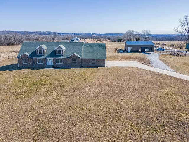 2215 Briarwood Drive, Mansfield, MO 65704 (MLS #60184090) :: The Real Estate Riders