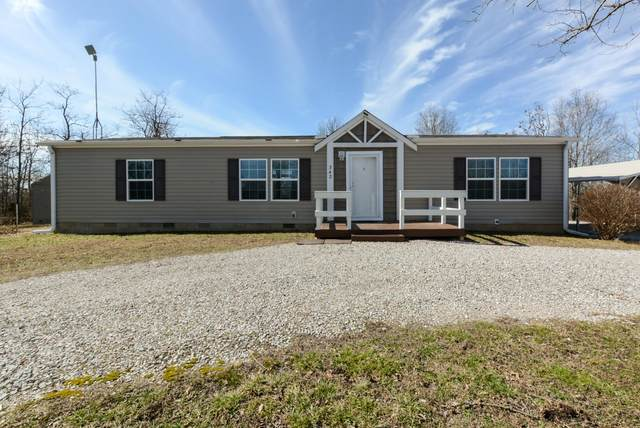 342 Jacobs Ridge Road, Reeds Spring, MO 65737 (MLS #60184105) :: The Real Estate Riders