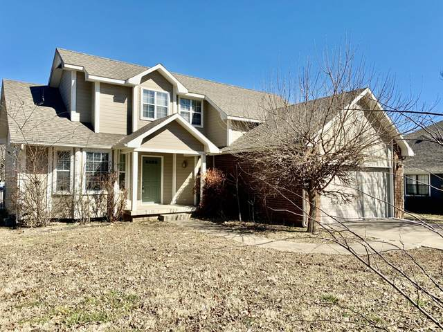 1817 W Aylor Street, Webb City, MO 64870 (MLS #60184165) :: Winans - Lee Team | Keller Williams Tri-Lakes