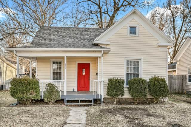 618 W Harrison Street, Springfield, MO 65806 (MLS #60184322) :: Sue Carter Real Estate Group