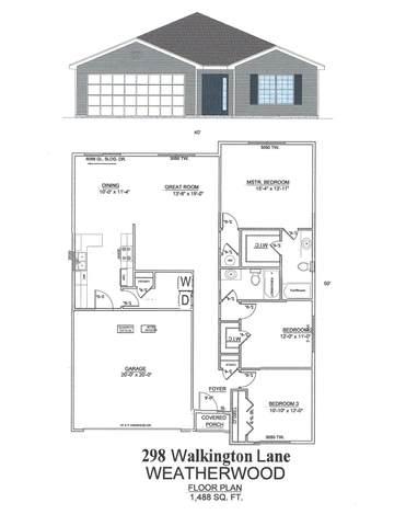 298 Walkington Lane, Branson, MO 65616 (MLS #60184324) :: Lakeland Realty, Inc.