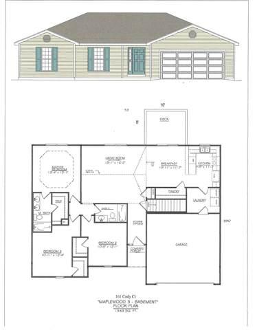 161 Cody Court Lot 20, Branson, MO 65616 (MLS #60184330) :: Lakeland Realty, Inc.