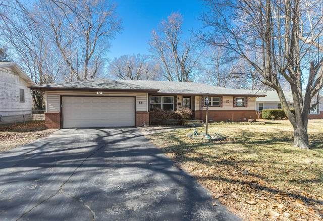 521 N Lone Pine Avenue, Springfield, MO 65802 (MLS #60184352) :: Sue Carter Real Estate Group