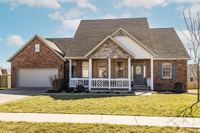 1106 E Cobblestone Drive, Ozark, MO 65721 (MLS #60184372) :: Team Real Estate - Springfield