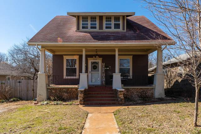 1229 N Sherman Avenue, Springfield, MO 65802 (MLS #60184410) :: Sue Carter Real Estate Group
