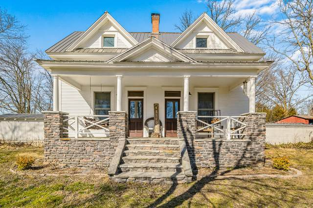 1547 N Smallin Road, Ozark, MO 65721 (MLS #60184471) :: Team Real Estate - Springfield