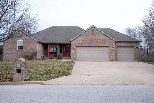 385 Shores Parkway, Rogersville, MO 65742 (MLS #60184541) :: The Real Estate Riders