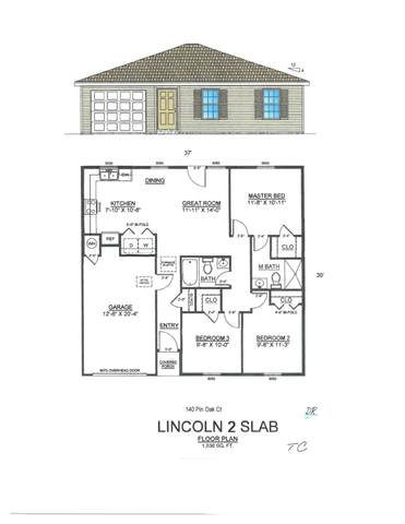 140 Pin Oak Court Lot 6, Hollister, MO 65672 (MLS #60184584) :: Team Real Estate - Springfield