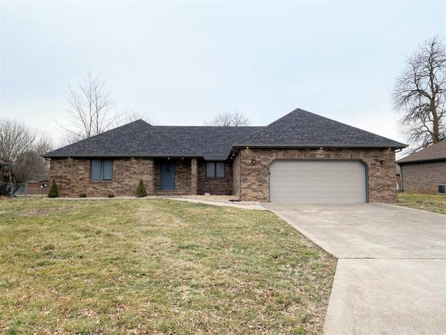 2529 S Overhill Avenue, Springfield, MO 65807 (MLS #60184640) :: The Real Estate Riders