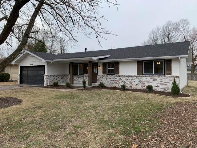 3551 S Newton Avenue, Springfield, MO 65807 (MLS #60184654) :: The Real Estate Riders