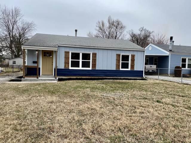 1521 W Hamilton Street, Springfield, MO 65802 (MLS #60184662) :: The Real Estate Riders