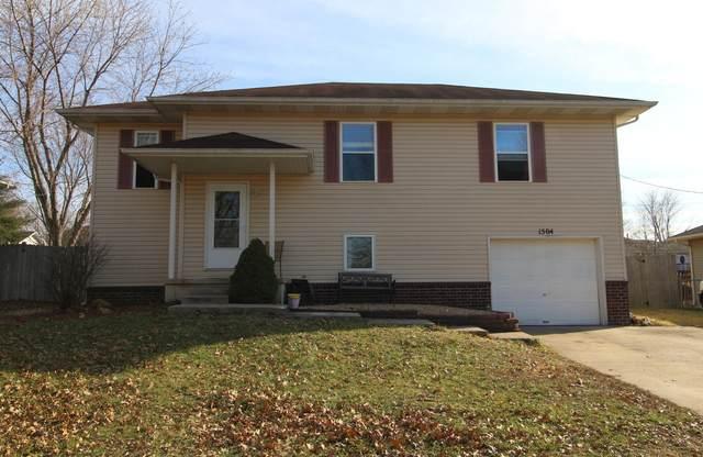 1504 W Meadow Street, Ozark, MO 65721 (MLS #60184703) :: Team Real Estate - Springfield