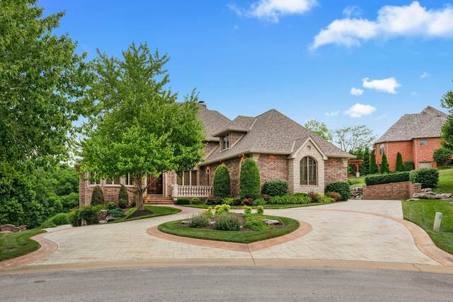 6040 S Natural Falls Drive, Ozark, MO 65721 (MLS #60185011) :: Team Real Estate - Springfield