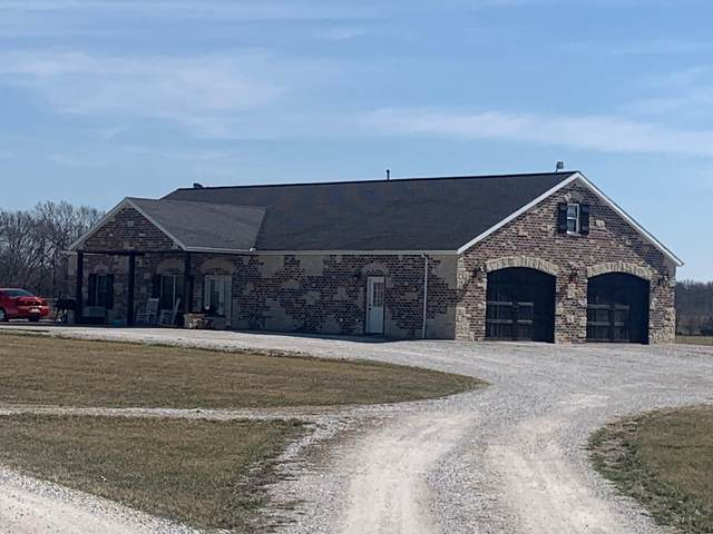 3300 State Highway 37, Reeds, MO 64859 (MLS #60185126) :: The Real Estate Riders