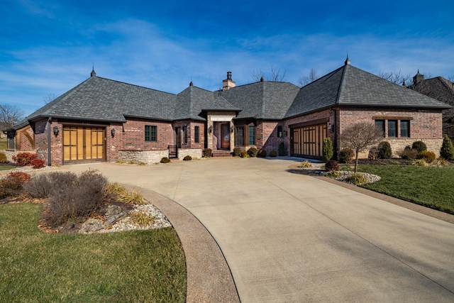 6260 S Stone Hedge Court, Ozark, MO 65721 (MLS #60185128) :: Team Real Estate - Springfield