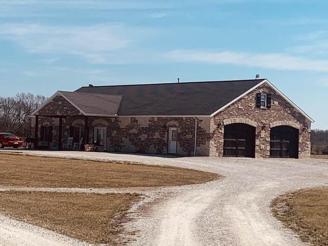 3300 State Highway 37, Reeds, MO 64859 (MLS #60185142) :: The Real Estate Riders