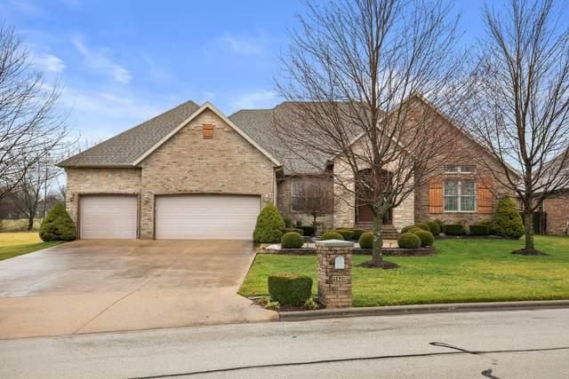 3869 E Windsmore Drive, Springfield, MO 65802 (MLS #60185357) :: Team Real Estate - Springfield