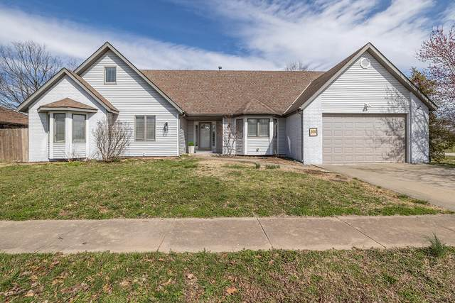 3111 W Tracy Court, Springfield, MO 65807 (MLS #60185630) :: Team Real Estate - Springfield