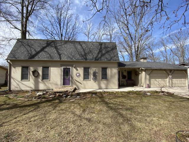 1235 West Crest Drive, Houston, MO 65483 (MLS #60185833) :: The Real Estate Riders