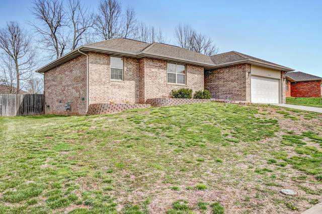 3879 W Parkridge Circle, Springfield, MO 65802 (MLS #60185843) :: Tucker Real Estate Group | EXP Realty