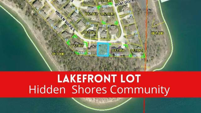 Tbd Hidden Shores Lot 27 Drive, Branson West, MO 65737 (MLS #60186066) :: The Real Estate Riders