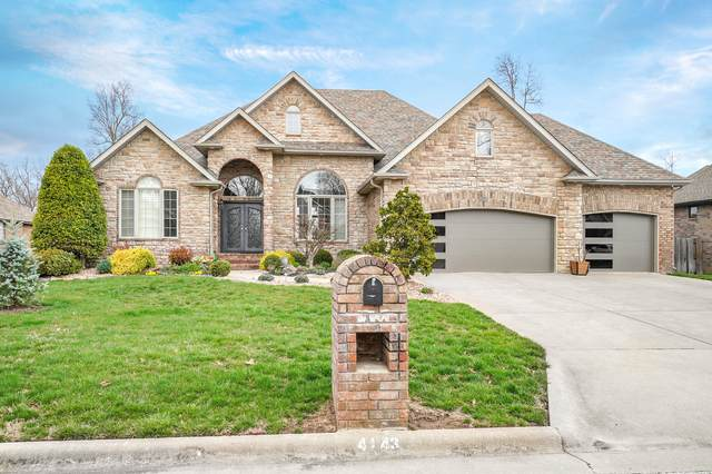4143 E Gastonbury Street, Springfield, MO 65809 (MLS #60186070) :: The Real Estate Riders