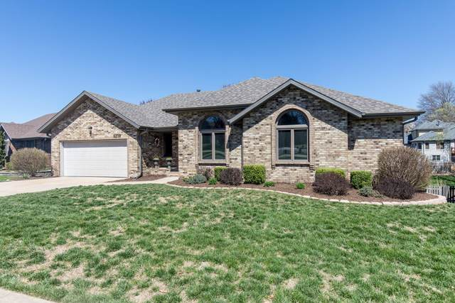 1219 W Highpoint Street, Springfield, MO 65810 (MLS #60186412) :: Team Real Estate - Springfield