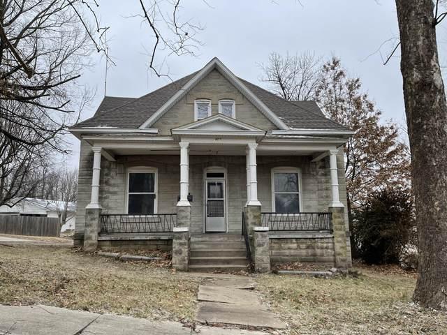 407 9th Street, Monett, MO 65708 (MLS #60186472) :: Team Real Estate - Springfield