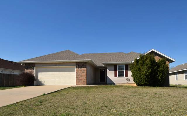 1122 Woodland Ridge, Monett, MO 65708 (MLS #60186487) :: Team Real Estate - Springfield