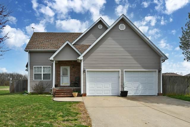 1209 Woodland Ridge Drive, Monett, MO 65708 (MLS #60186596) :: The Real Estate Riders