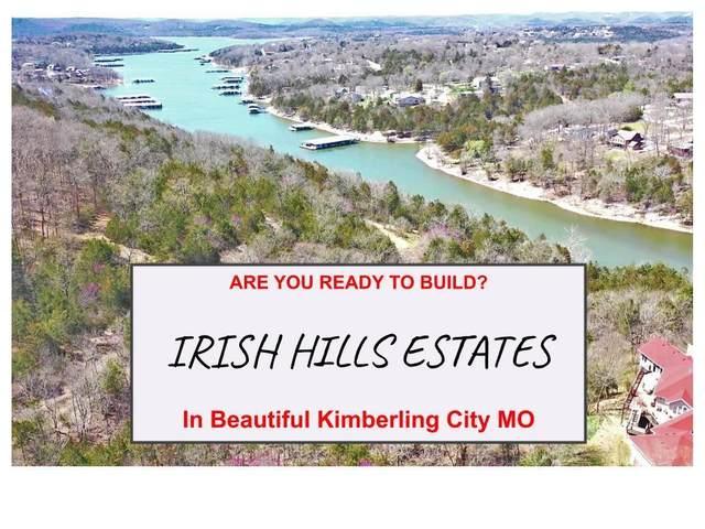 Tbd Irish Hills Boulevard, Kimberling City, MO 65686 (MLS #60186674) :: Tucker Real Estate Group | EXP Realty