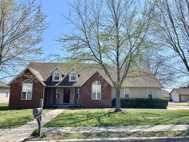512 W Walton Avenue, Carl Junction, MO 64834 (MLS #60186863) :: The Real Estate Riders