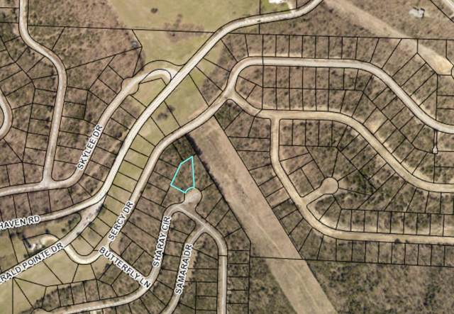 Lot 258 Emerald Pointe Phase 8, Hollister, MO 65672 (MLS #60186865) :: Evan's Group LLC