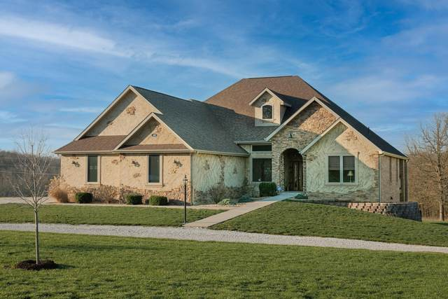 307 Cottage Gate Drive, Billings, MO 65610 (MLS #60186898) :: Evan's Group LLC