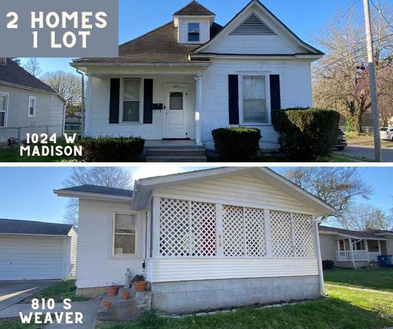 1024 W Madison Street, Springfield, MO 65806 (MLS #60186948) :: Tucker Real Estate Group | EXP Realty