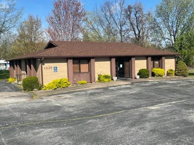 1429 Hazel Street, Carthage, MO 64836 (MLS #60187089) :: Winans - Lee Team | Keller Williams Tri-Lakes