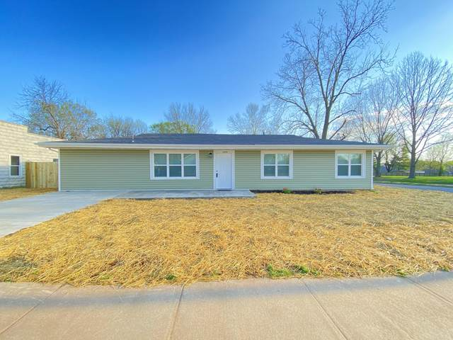 1054 W Lombard Street, Springfield, MO 65806 (MLS #60187153) :: Evan's Group LLC