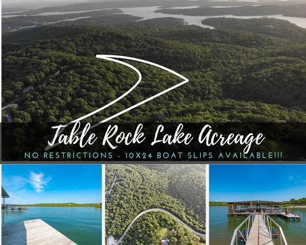 7 Acres Welch Road, Reeds Spring, MO 65737 (MLS #60187203) :: Team Real Estate - Springfield