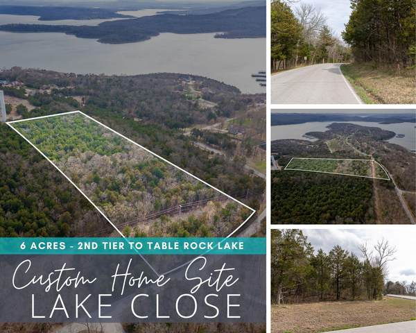 Tract 1 Little Aunts Creek Road, Kimberling City, MO 65686 (MLS #60187210) :: Evan's Group LLC