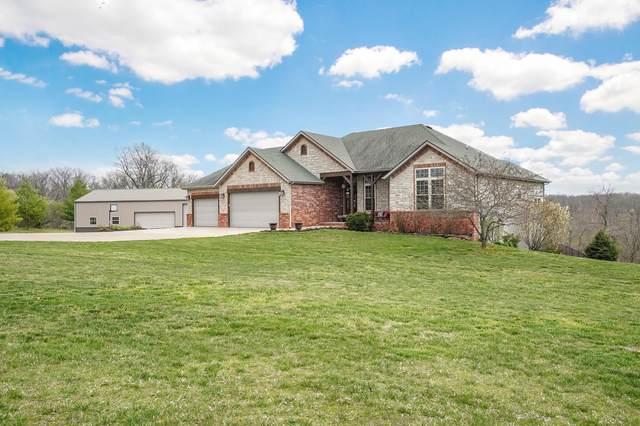 164 Cricket Lane, Rogersville, MO 65742 (MLS #60187232) :: Team Real Estate - Springfield