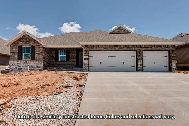 6031 S Brookside Lane Lot 90, Battlefield, MO 65619 (MLS #60187266) :: Clay & Clay Real Estate Team
