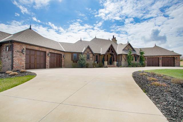 418 W Everwood Way, Nixa, MO 65714 (MLS #60187278) :: Winans - Lee Team | Keller Williams Tri-Lakes