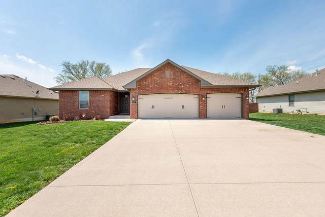 531 Patriot Place Drive, Rogersville, MO 65742 (MLS #60187471) :: Team Real Estate - Springfield