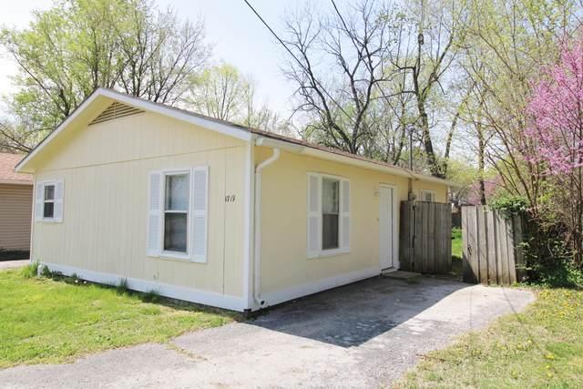 1719 N Hillcrest Avenue, Springfield, MO 65802 (MLS #60187483) :: Winans - Lee Team | Keller Williams Tri-Lakes